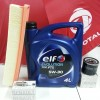 Proton Savvy Elf Evolution 700 FTX 5W-30 4L Semi Synthetic Engine Oil Package