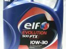 ELF Evolution 500 FTX 10W30 3L Engine Oil