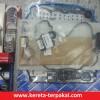Alat Ganti Proton Savvy Engine Valve Crankshaft Conrod Bearing Piston Ring STD Top Set Silicone Spare Parts