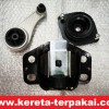 Renault Kangoo 1.4 Engine Mounting 3 pcs Set