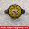 Genuine Sankei High Pressure Radiator Cap 0.9 Bar 88 kpa ( BIG ) KH-C19 For All Car Models