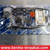Perodua Kembara 1.3 DVVT Engine 1.3L K3-VE DVVT DOHC I4 Carbon Top Set Gasket