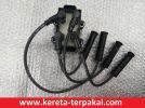 Renault Kangoo 1.4 Ignition Plug Coil Cable Set