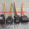 4 pin socket connector wire harness