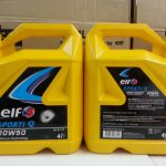 ELF SPORTI Q 20W50 4 L Engine Oil (YELLOW)