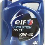 ELF Evolution 700 FT 10W-40 4L Semi Synthetic Engine Oil