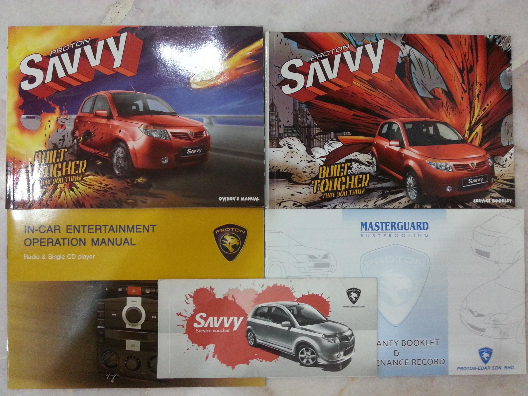 proton savvy owner s manual handbook rh kereta terpakai com Savvy Proton Radio UK Proton Savvy