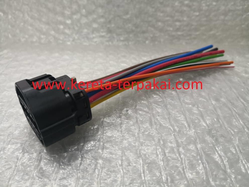 Mitsubishi Lancer Gsrt 4g93 Gear Box Socket Connector Assy  U2013 12 Pin 8s 4b Wire Harness