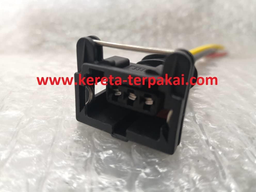 Proton Plug Coil Socket Connector – 3 PIN WIRE HARNESS on