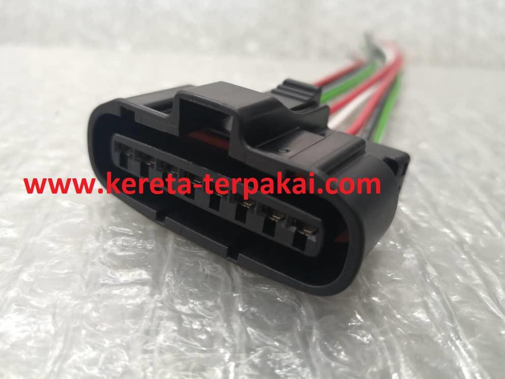 Proton Wira Satria Gti Mitsubishi Power Tr 4g63 Socket Connector 8pin Wire Harness Wira 1 6