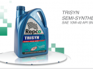 REPCO TRISYN SYNTHETIC SAE 10W-40 API SN/CF 4L ENGINE OIL