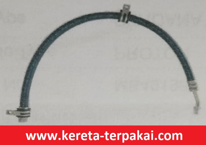 Power Steering Pressure Hose Proton Waja Campro OEM No. PW822093 on